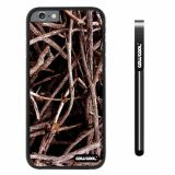 Apple iphone 6 4.7 inch Case Hard PC ancient Straw Grass Mossy Camo weed Black Shell Single Layer Protective Case (4)