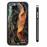 Apple iphone 6 4.7 inch Case Hard PC leaves Straw Grass Mossy Camo weed Black Shell Single Layer Protective Case (9)