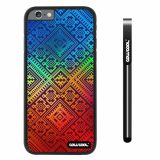 Apple iphone 6 4.7 inch Case Hard PC Aztec Totem bohemian Black Shell Single Layer Protective Case (4)