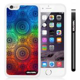 Apple iphone 6 4.7 Inch Soft Silicone Maya Atlantis Totem White Shell Single Layer Protective Case (9)